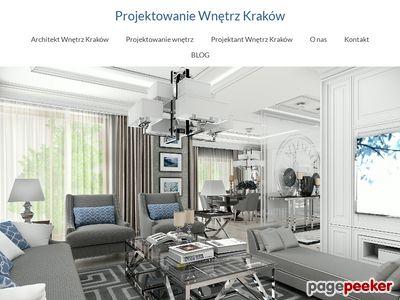 Www.projektowaniewnetrz.krakow.pl