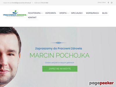 Masaż we Wrocławiu - Pracownia Zdrowia