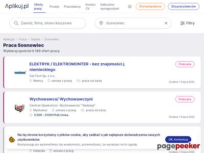 Praca-sosnowiec.pl