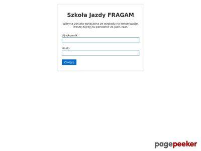 Szkoła Jady FRAGAM - prawo jazdy Olesno