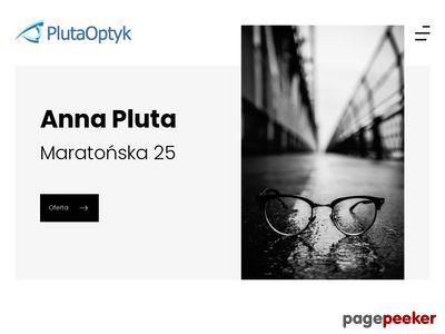 Plutaoptyk.pl zakład optyczny Łódź