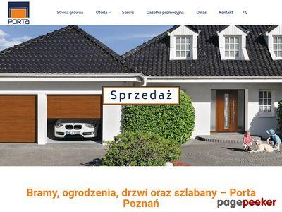 Drzwi wejściowe Poznań
