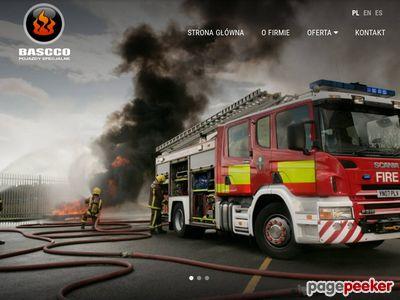 Używane samochody pożarnicze