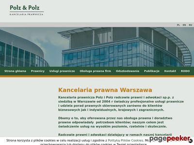 Adwokat prawo budowlane Warszawa