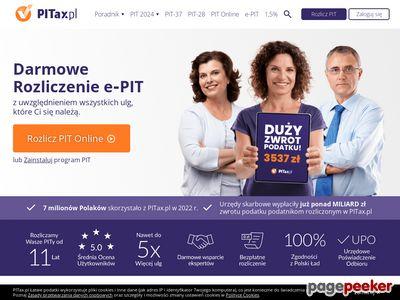Pitax.pl rozliczenie pit 2016