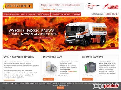 Olej napędowy - Petropol