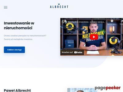 Inwestowanie na rynku nieruchomości -pawelalbrecht.com