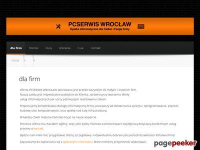 PCSERWIS WROCŁAW - Hubert Garecki