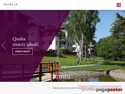 QUALIA DEVELOPMENT mieszkania Warszawa