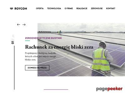 Firma budowlana Roycon Jelenia Góra. Tradycja budowania od 1984 r.