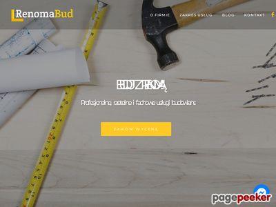 Badania termowizyjne - renomabud.pl