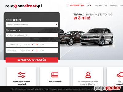 Wypożyczalnia samochodowa Kraków