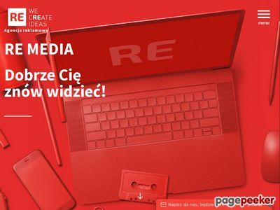 ReMedia - Drukarnia Bydgoszcz