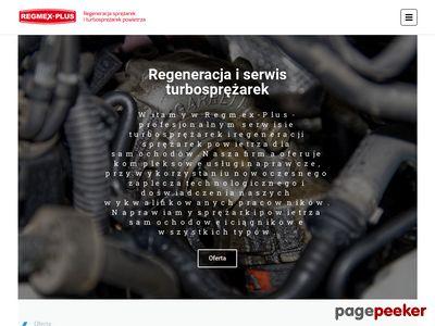 REGMEX-PLUS serwis turbin Mielec