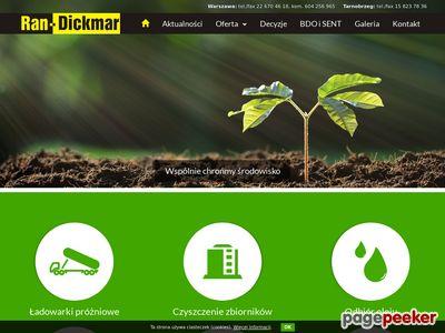 Ran-Dickmar - czyszczenie instalacji