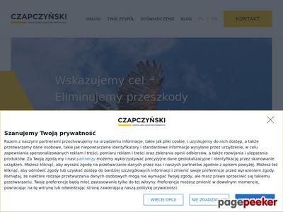 Radca Prawny Tomasz Czapczyński