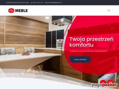 Meble na zamówienie Warszawa