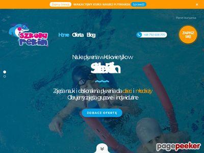Nauka pływania KrakówSzkolaRekin.pl