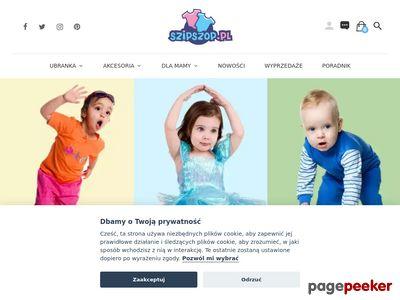 SzipSzop.pl ubranka niemowlęce i dziecięce