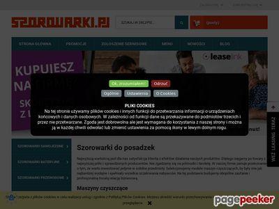 Szorowarki do podłógszorowarki.pl