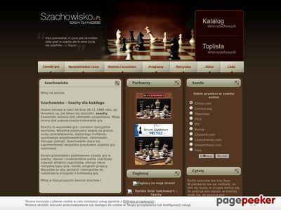 Serwis szachowy