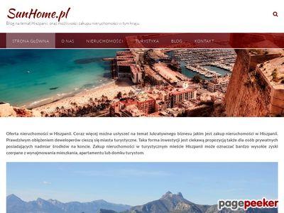 SunHome Apartamenty Alicante