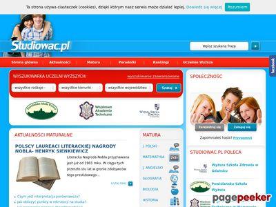 Studiowac.pl - matura