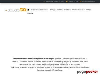 Kompleksowo tworzone strony WWW w miejscowości Słupsk