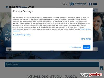 Kraków – studia
