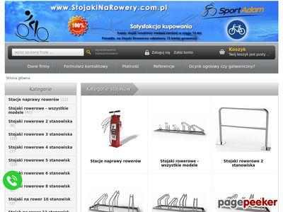 Www.stojakinarowery.com.pl