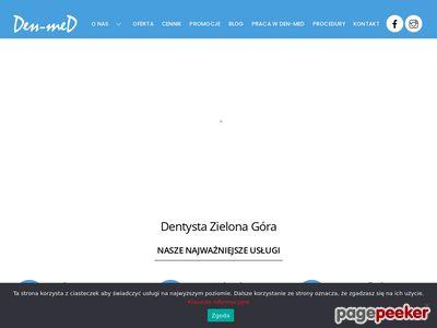 Dentysta w Zielonej Górze - DEN MED