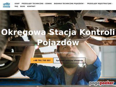 Okręgowa stacja kontroli pojazdów w Poznaniu