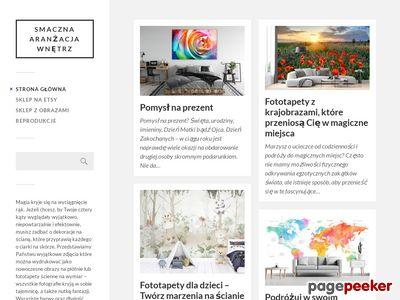 Fototapety - smaczneobrazy.pl