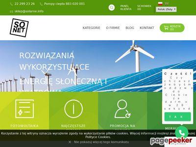 Baterie solarne
