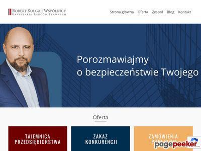 Usługi doświadczonego prawnika - Katowice