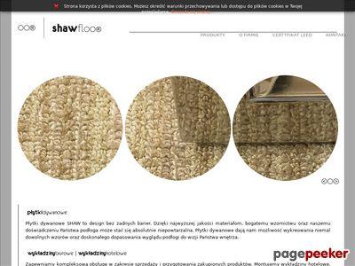 Shawfloor - wykładziny biurowe