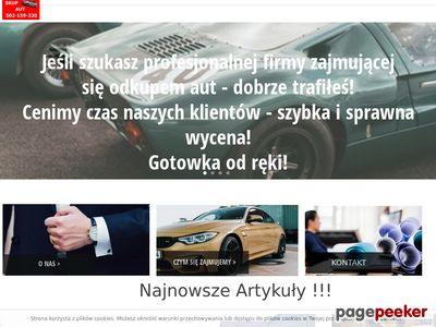 Skup aut osobowych i dostawczych sumowanie kasacja pojazdów