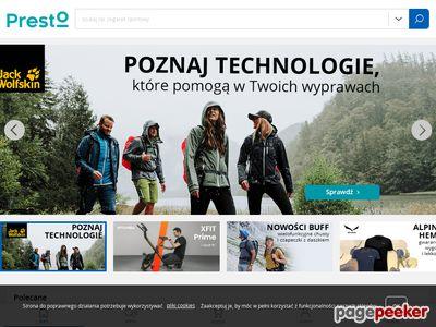 Buty sportowe - sklep-presto.pl