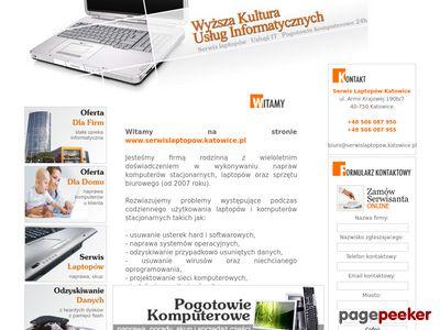 Serwisl Laptopów Katowice