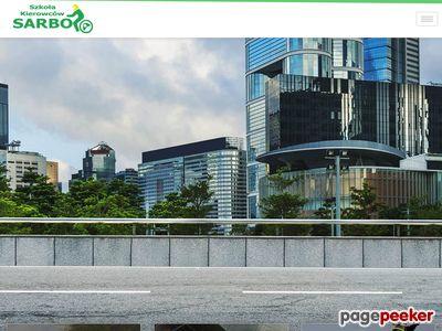 SARBO kurs na prawo jazdy Bemowo