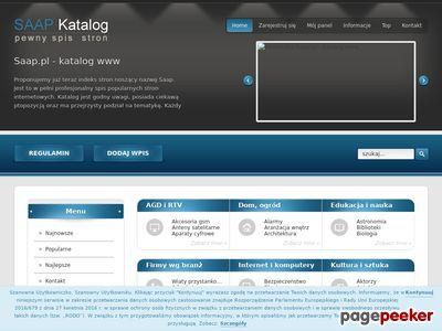 Saap.pl - katalog stron