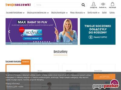 Soczewki - twojesoczewki.com