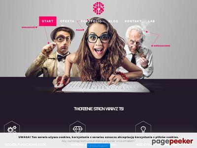 TSI - tworzenie stron WWW