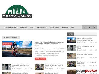 TrasyMasy.pl - blog o rowerach