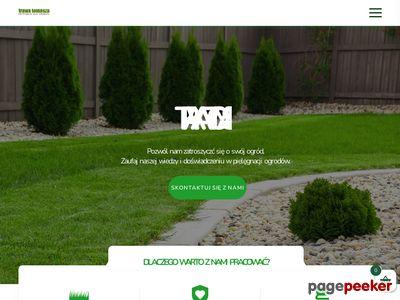 Trawa Tomasza - kopleksowe usługi dla ogrodu