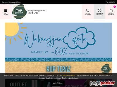 Www.topdrogeria.pl-Twoja drogeria internetowa