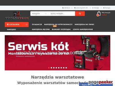 Narzędzia warsztatowe samochodowe - tools-tech.pl