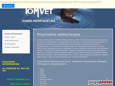 Weterynarz Warszawa