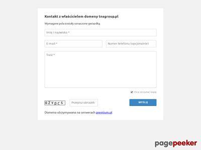 Tnsgroup.pl - praca w Holandii dla par