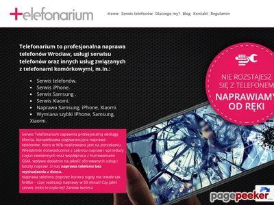 TELEFONARIUM - Serwis i naprawa smartfonów